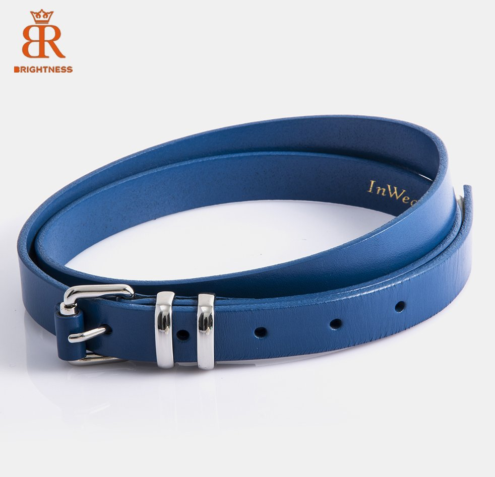 Fashion Women PU Leather Belt Ladies Genuine Leather Metal Buckle Girls Belts Accessories Lady