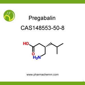 High purity 99% Pregabalin for Medical use CAS NO:148553-50-8