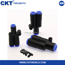High Quality pneumatic push in fitting /Pneumatic Accessories Supplier