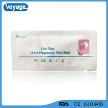 CE FDA and ISO certificated HCG pregnancy test strip