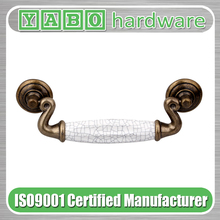 New fashion design fancy hardware handles for kitchen cabinets