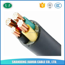4 x 35mm2 kabel PVC Insulated PVC Sheathed Power Cable