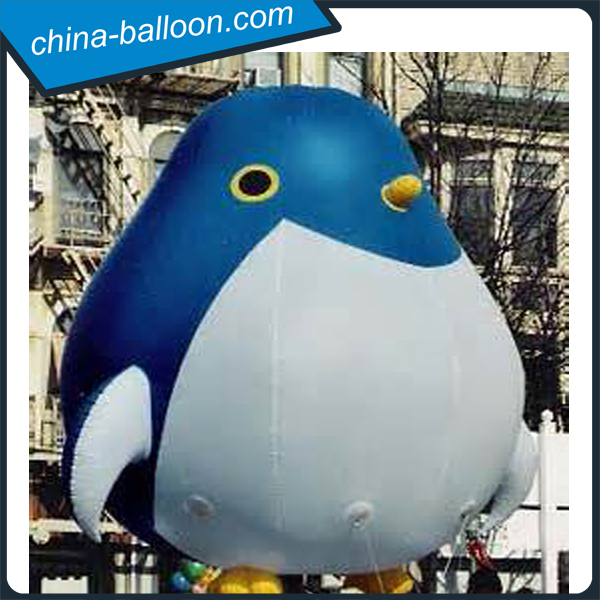 outdoor advertising giant inflatable penguin