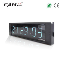 [Ganxin]1'' White Mini Led Digital Electric Oven Timer Clock with Count Up/Countdown Functions