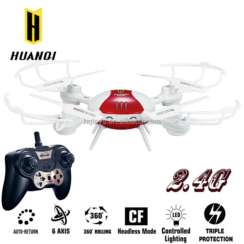 Wholesale HuanQi 897C RC Quadcopter Drone Remoto control Helicopter 2.4G Drones Headless Mode Auto-return rc drone fob shantou