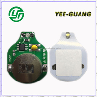 Small blinking led lights CR2032 battery