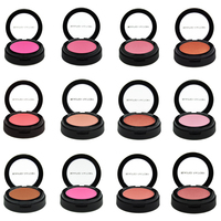 Beauties Factory Makeup Powder Blush - 12 Colors Available