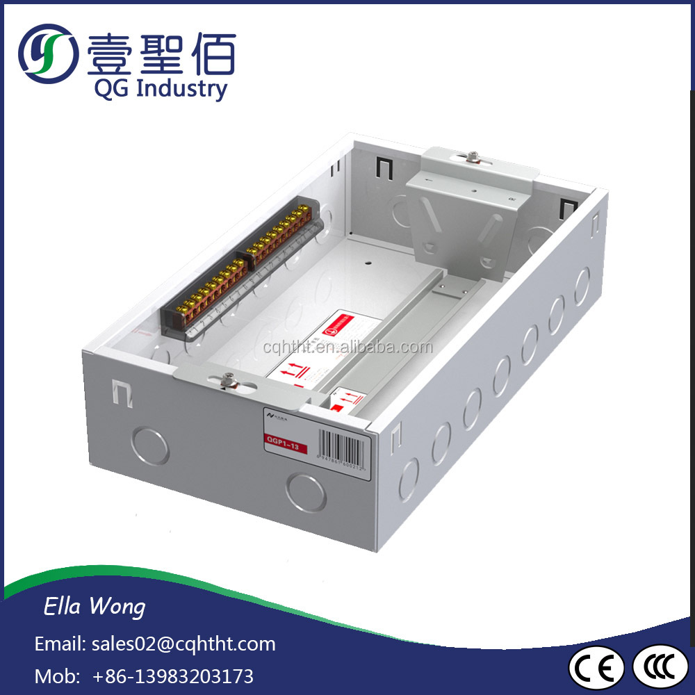 ABS plastic electrical connection protable distribution box