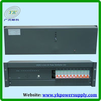 dc power distribution for telecom