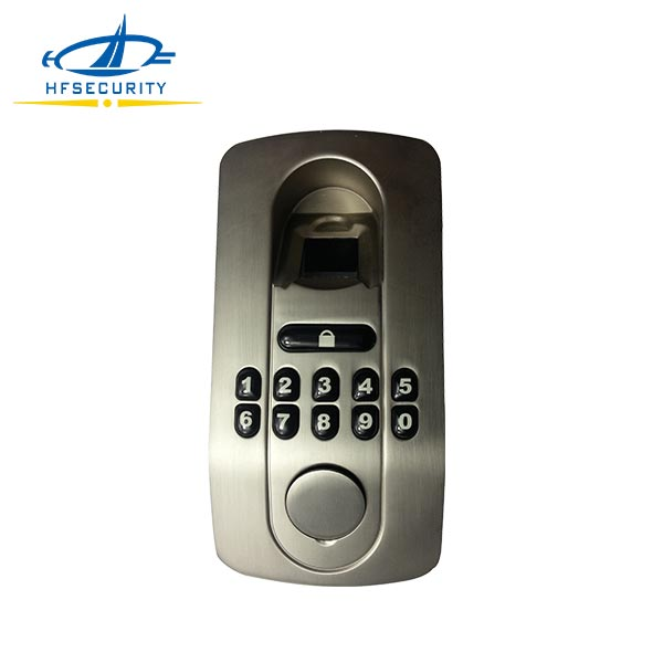 LA200 Hot Fingerprint Small Opener Door Lock Without Handle
