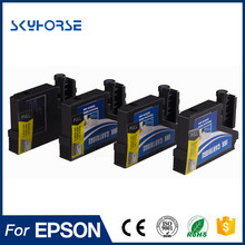 High quality refill ink cartridge compatible for epson with auto reset chip