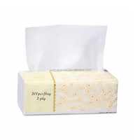 American standard cosmetic eco-friendly facial tissue H1112