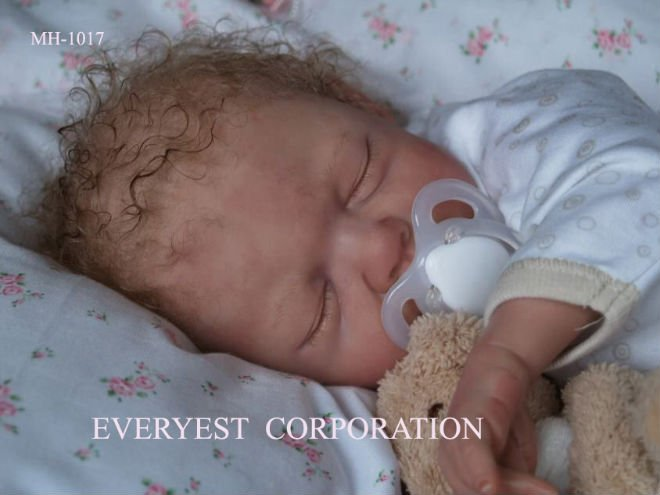 silicone reborn baby dolls for sale prices/reborn sleeping baby doll/silicone baby dolls full body
