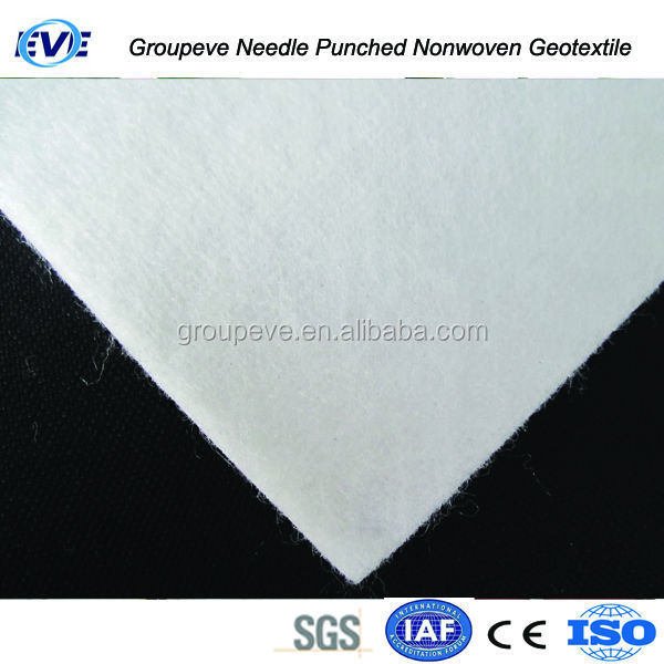 Non Woven Fabrics For Construction Nonwoven Geotextile Road Construction Material