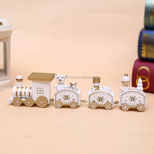 Christmas Decorations Small Train Children Cartoon Gifts