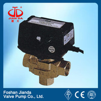 electric water diverter valve