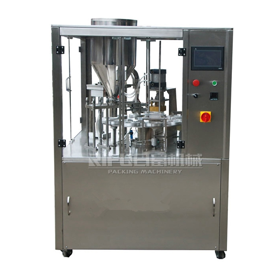 Guangzhou Factory Automatic Spoon filling and sealing machine for honey