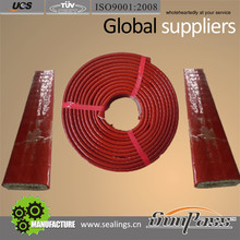 Glass Fiber Braided Sleeve with Silicone Coated Tenglong Manufacture