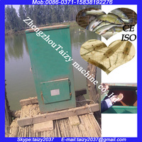Bait casting machines for grass carp/fish feed casting machine
