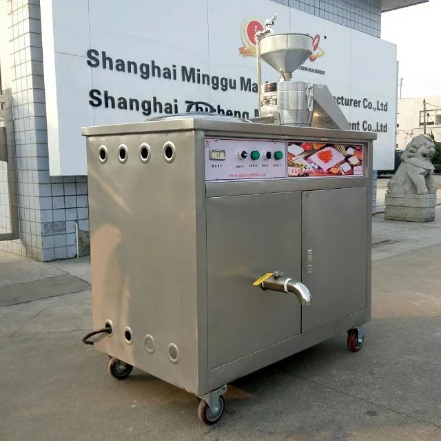 High quality Soya bean curd/ tofu making machine/soya milk processing machine