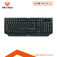 Professional New RGB led wired mechanical gaming keyboard