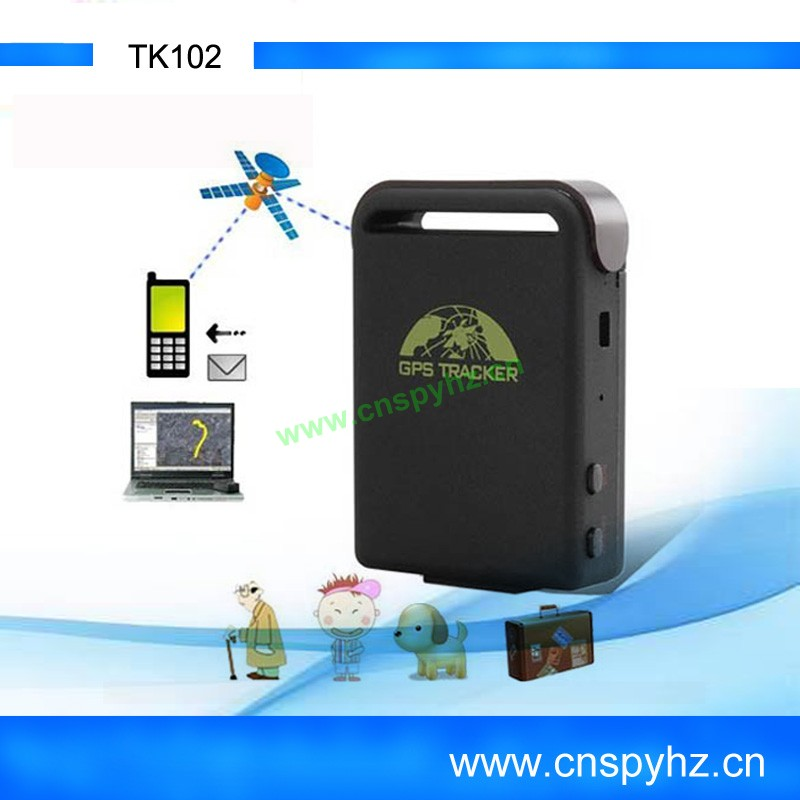 2012 New Arrival GPS Trackers Personal Trackers , Mini Global Real Time 4 bands GSM/GPRS/GPS Car Tracker Device