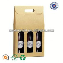 2014 u color sweet white wine box made in china