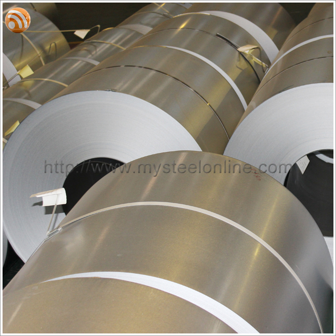 Roofing Sheets Used Cold Rolled Thchnique Alu-Zinc Steel Coil for Corrugated Pipes Used