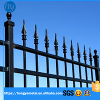 Farm Used Galvanized Steel Fence Star Picket Fence