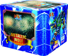 500 gram 36 Shots Consumer Cake Fireworks for factory direct price