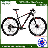 29er carbon frame bicycle mountain bicycle top selling high quality for 2016 new items