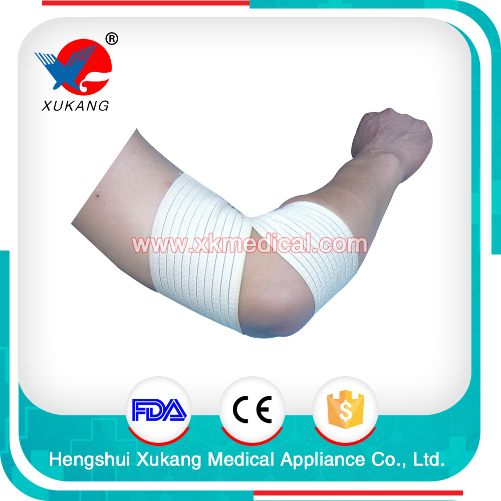 High quality Autohesion Elbow Support,Gym elbow support for protection elbow brace with CE&FDA