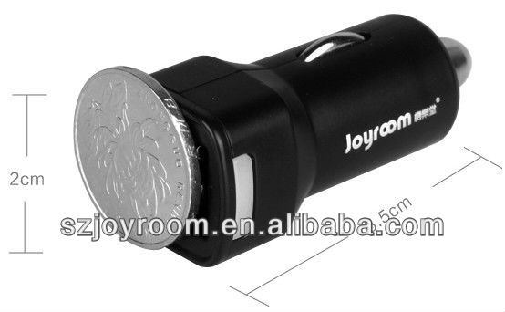 5v 2a micro usb car charger with twin socket
