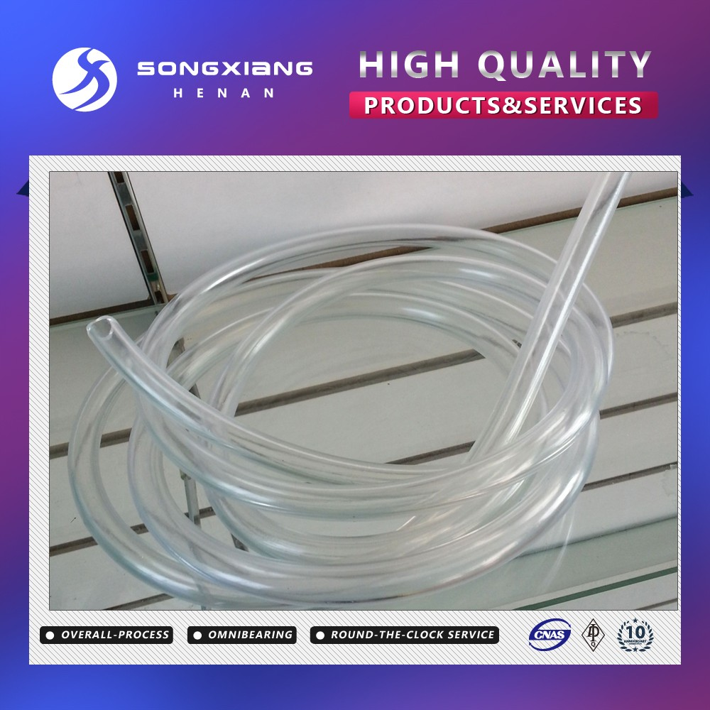 Transparent aquarium pvc air hose