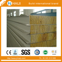 waterproof steel foam sandwich panel
