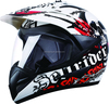 Safety Protection off road racing helmet with European Style,high quality helmet for Motocross