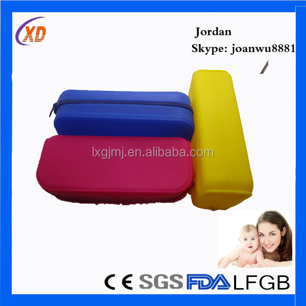 Hot Fashionable Square Silicone Coin Purse Promotional Lady Purse