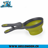 Pet Food Silicone Foldable Dog Drinking Bowl