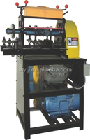 high output copper enamel wire stripping machine in cable making equipment