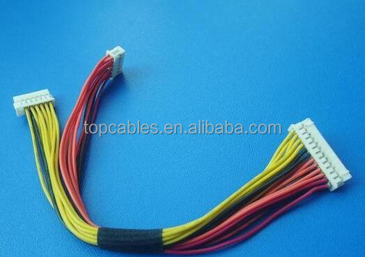 JST 12 pin to 6 pin wire harness, spliter wire harness
