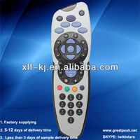 skybox f3 youporm SKY PLUS remote control unit Shenzhen factory remote controller tv remote control remote control switch