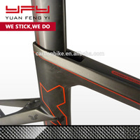 Made in Taiwan China Environmental d brave chinese carbon road bike frame