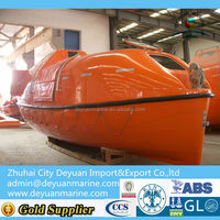 Second hand Used Enclosed Lifeboat with good price