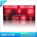led score screen signs \ design \ score board