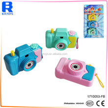 Promotion gift cheap plastic camera toy