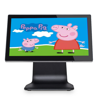 15.6 inch 1080P Chinese cheap 5 wire resistive or capacitive touch screen all in one pc panel