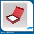 Customized drawer paper gift box packaging box with magnetic closure