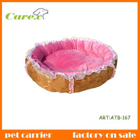 fruit colors round sofa series cotton pet bed for cat and dog