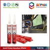 fast curing polyurethane sealant for windscreen glass replacement
