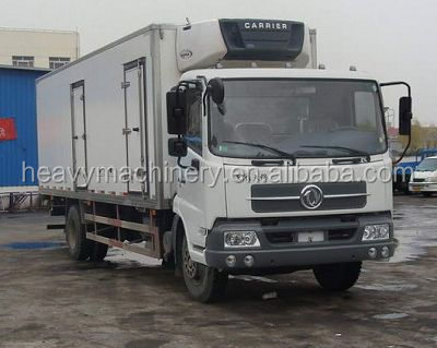 refrigerated van body,refrigerated truck body